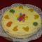Citrom torta húsvétra