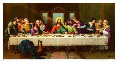 Jézus utolsó vacsora