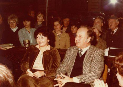 Kincses Veronika és Ilosfalvy Róbert