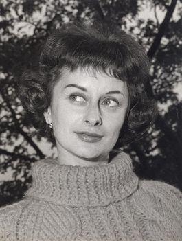 Lakatos Gabriella Balettművész KOSSUTH DÍJAS 1957