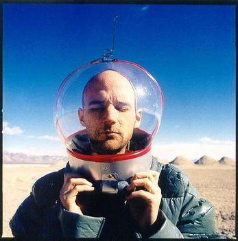 Moby, az űrhajós