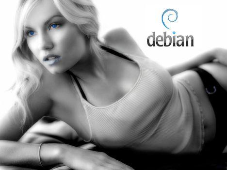 blue-debian-linux-wallpaper