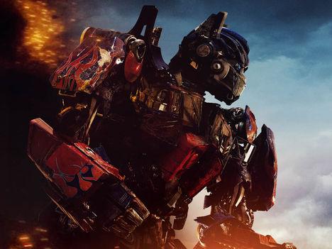 Optimus Prime háttérkép