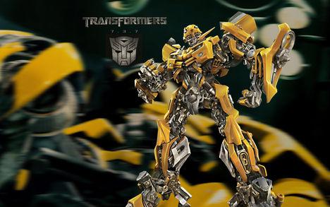 transformers2_bumblebee_háttérkép_1