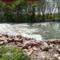 Sorjási bukó a hullámtéri vízpótló-rendszerben, Dunaremete 2018. április 19 .-én 1