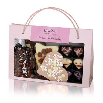 csokis ajándék