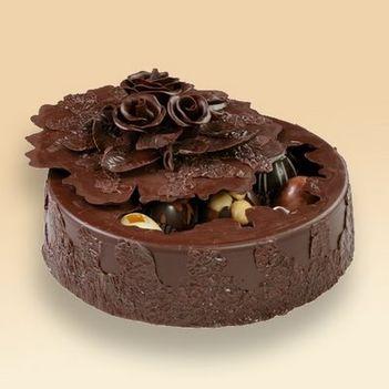 DeBrand csokis csokidoboz