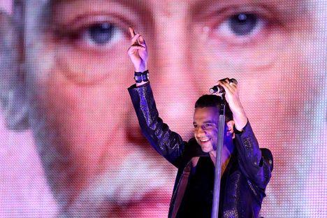 depeche mode koncert