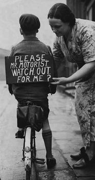 Edward George Warris Hulton - Kedves autós úr, vigyázna rám? (1937, Hulton Archive - Getty Images)