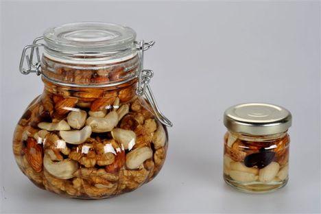 méz-003_mini és gerezdes üveg magos méz