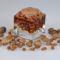 méz-005_szögletes amfóra, magos (mandula) méz