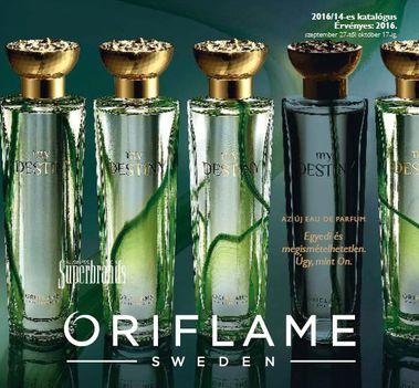 Oriflame katalógus 2016/16