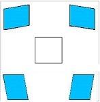 Parabolid, öt tükrös távcső 1