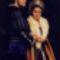 Pitti Katalin és Fried Péter -  Boleyn Annában  (Fotó Mezey Béla)