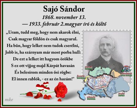Sajó Sándor: Magyar ének 1919-ben