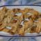 Baconös olaszos csavart leveles tészta