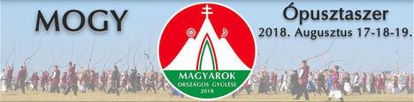 Magyarok Országos Gyűlése 2018 - 2018. augusztus 17-18-19., Ópusztaszer (MOGY)