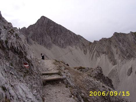 merész hegyormok