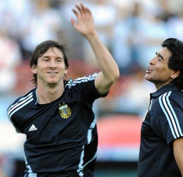 Messi gólöröm