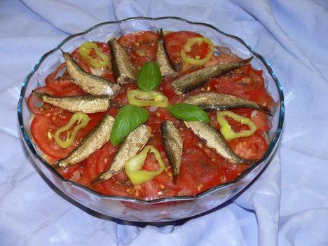 Sprotni saláta