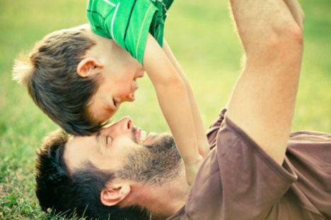 Aranyosi Ervin: Apák napjára