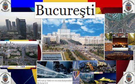 București a világ legszebb fővárosa !