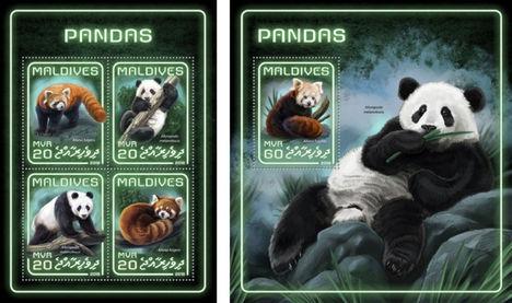 Pandafélék