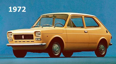 FIAT 127 (1972 )