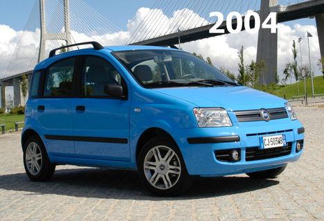 FIAT Panda ( 2004 )