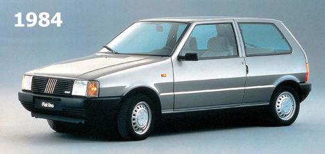 FIAT Uno ( 1984 )