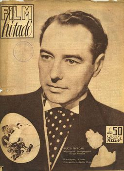 Bilicsi Tivadar - FilmHíradó 1944