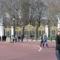 London. Buckingham-palota jobb oldalánál.2oo9.03.17