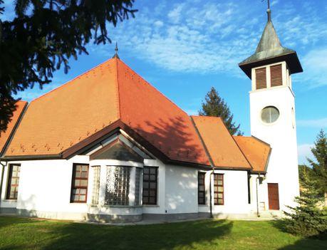 25 éves a Szent Balázs és Szent László templom, Kisbodak 2018. szeptember 09.-én