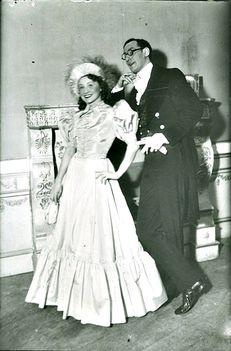 Latabár Árpád és Fejes Teri -  Erzsébet (1930)