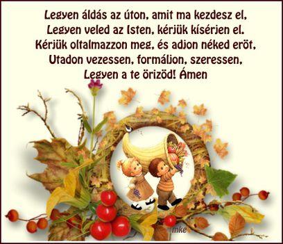 Legyen áldás
