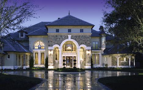 arab stílusú villa