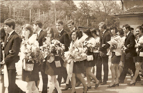 ballagás 1970
