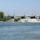 Dunacsúnyi létesítmények a Dunán