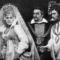 Jámbor László A Lammermoori Luciában Ágai Karolával és Turpinszky Bélával