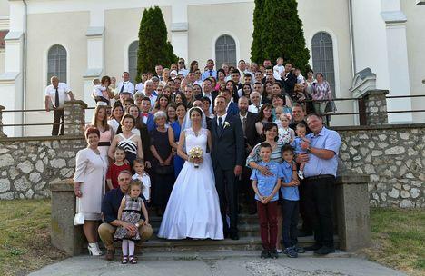 Marietta András esküvője, 2018. május