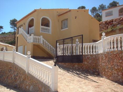 Mediterrán villa