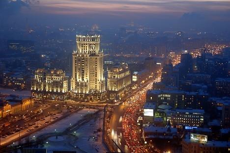Moszkvai éjszaka