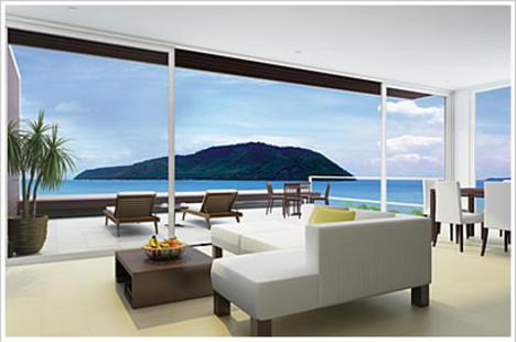 thaiföldi luxus lakás