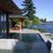 vízparti ház