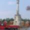 Baja Szentháromság szobor