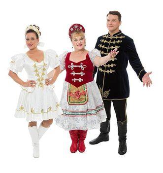 Bódi Barbara, Oszvald Marika és Peller Károly