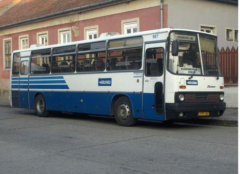 ikarus régi autóbuszállomas balassagyarmat