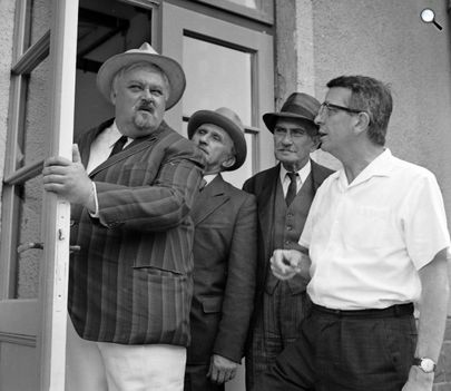 Szendrő József Rajz János Kőműves Sándor Fábri Zoltán - Utószezon 1976
