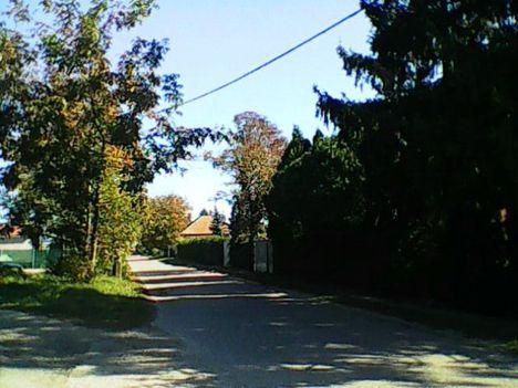 Vasútállomás környéke 2018 október elején