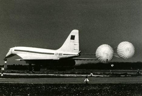 A Tu-144-es  Ferihegyen _2
